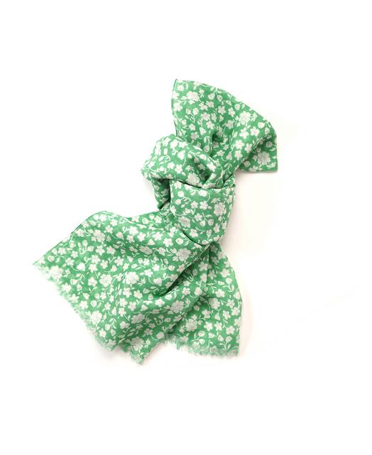 棉亚麻纺 围巾