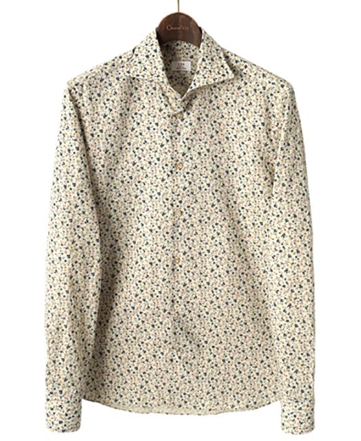 Napoli Casual Linen Shirt