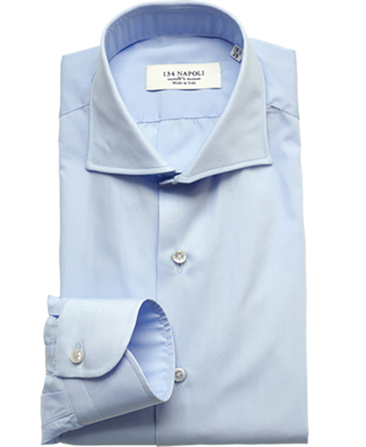 NAPOLI DRESS SHIRT - Made in Italy
