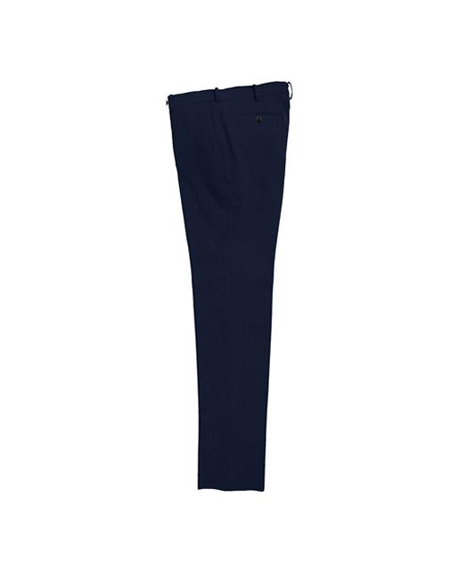 修身纯棉西裤