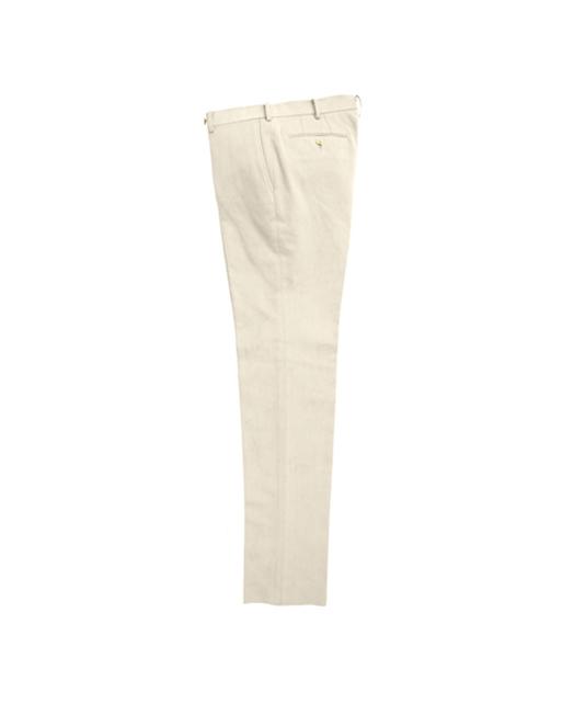 纯棉休闲西裤