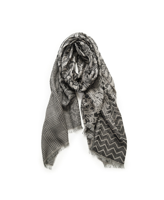 莫代尔围巾