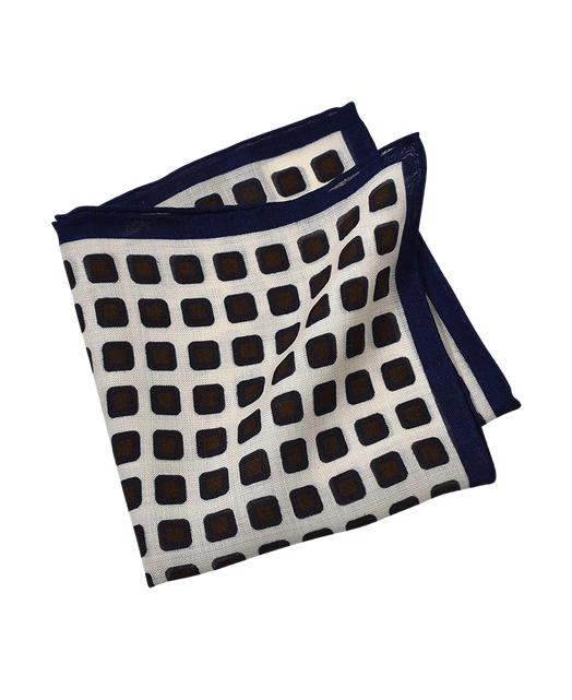 羊毛口袋方巾