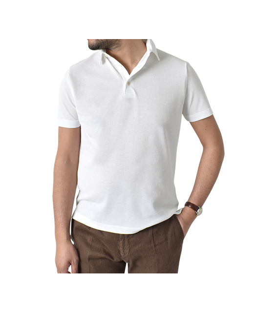 强拧短袖Polo衬衫