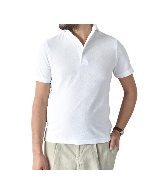 软绒polo衬衫