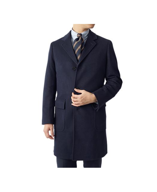 chestfield 羊绒羊毛混纺大衣