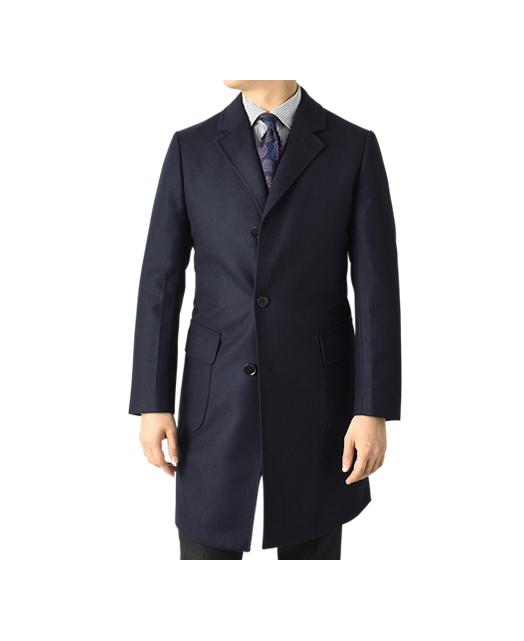chestfield 羊毛大衣