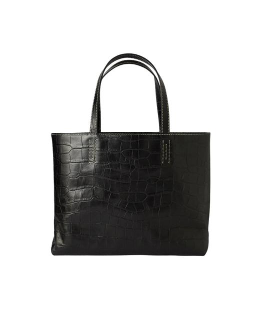 Embossed Tote Bag