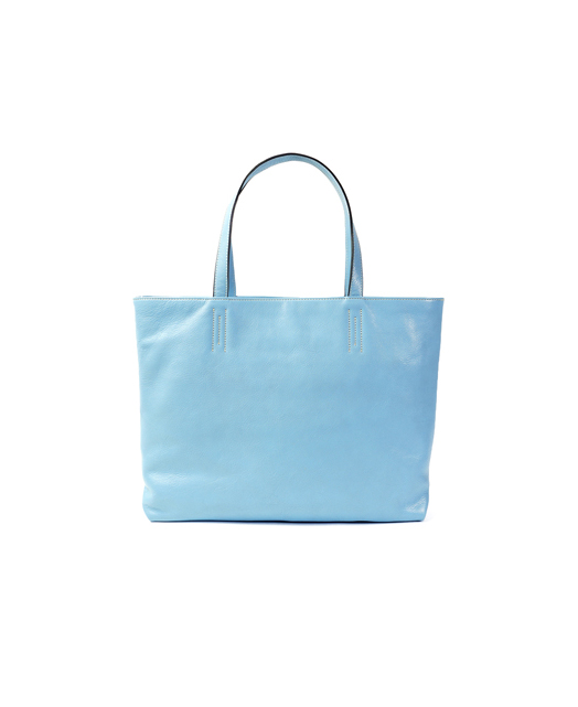 Tanning Leather Tote Bag