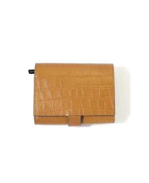 Snap Button Wallet
