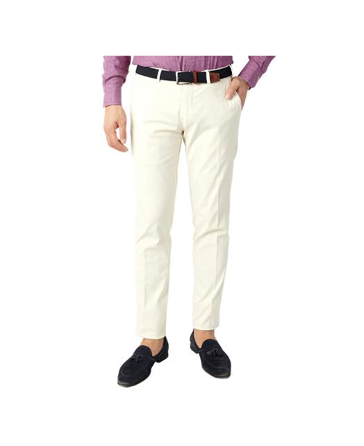 意大利 棉质长裤