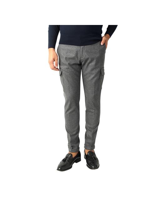 意大利工装裤