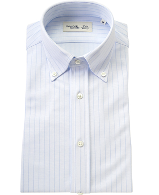 条纹针织衫