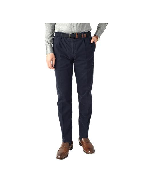 意大利棉质长裤