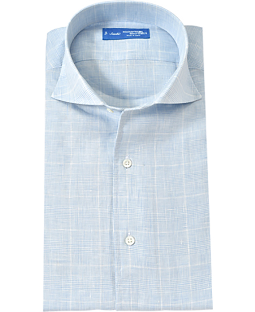 Sciolto(ONE-PIECE COLLAR SHIRT)