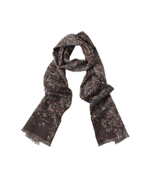 羊毛蚕丝围巾