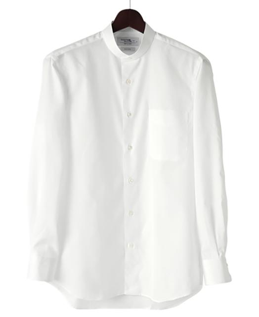 Stand Collar Shirt
