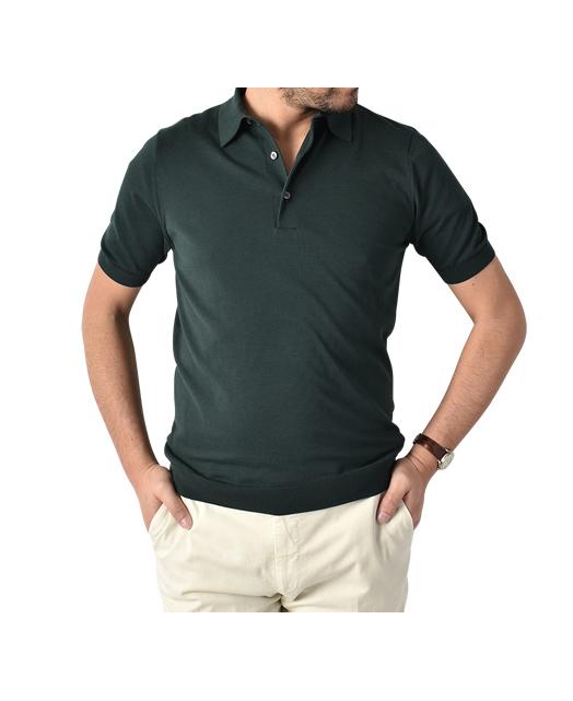 SUVIN 30G针织polo衫