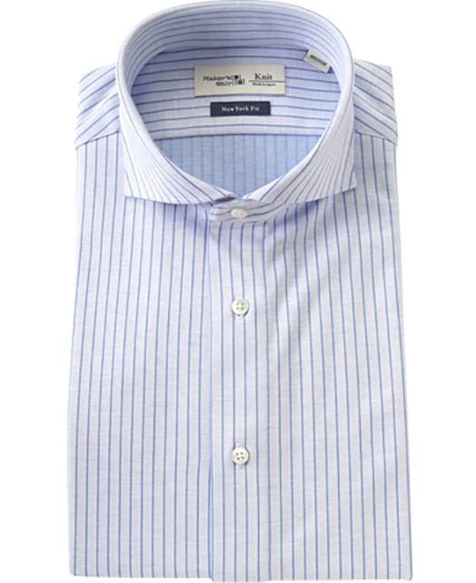NY Striped Knit Shirt