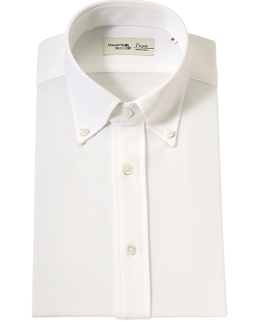 强拧珠地布衬衫