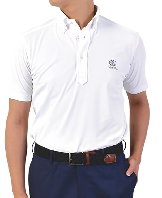 SilverClub高尔夫polo衬衫