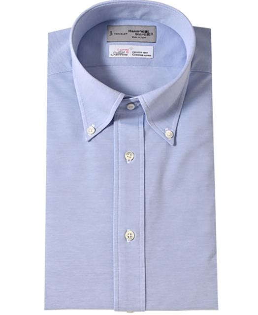 珠地布衬衫