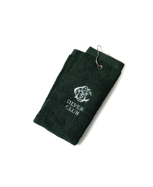 高尔夫专用挂钩毛巾