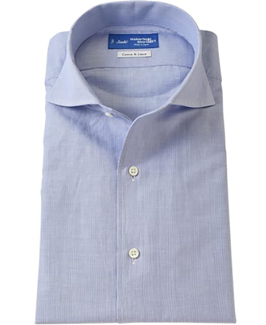 无领带专用衬衫