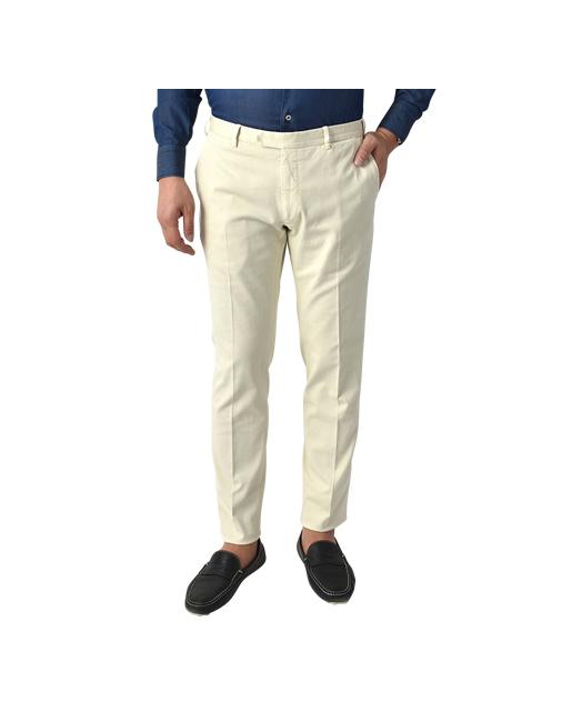 意大利棉质休闲西裤