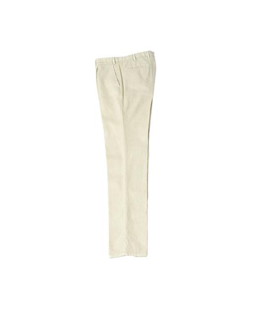 棉亚麻西裤