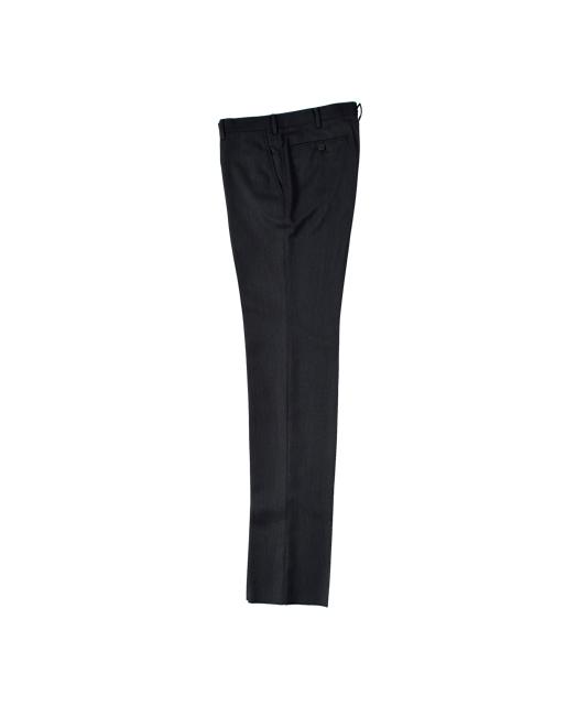 羊毛西裤(无褶)