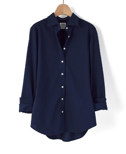 TRAVELER 曼哈顿女士针织衬衫