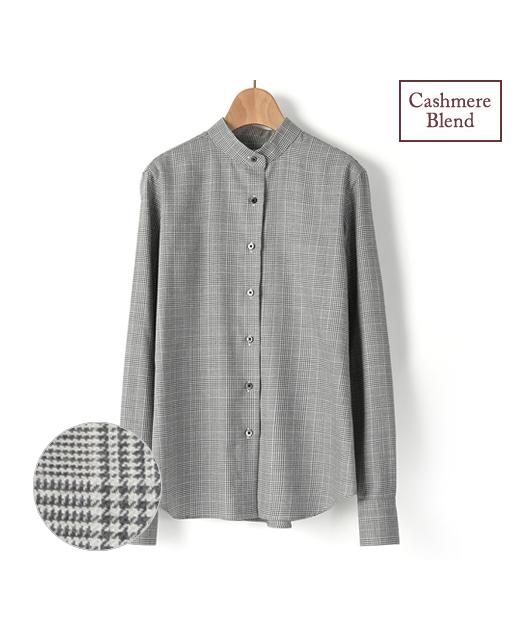 羊绒混纺曼哈顿宽松版