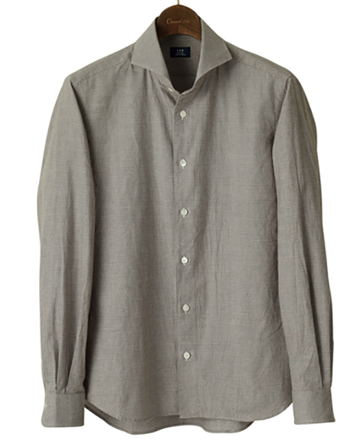 Casual Shirt - Fabric Raised