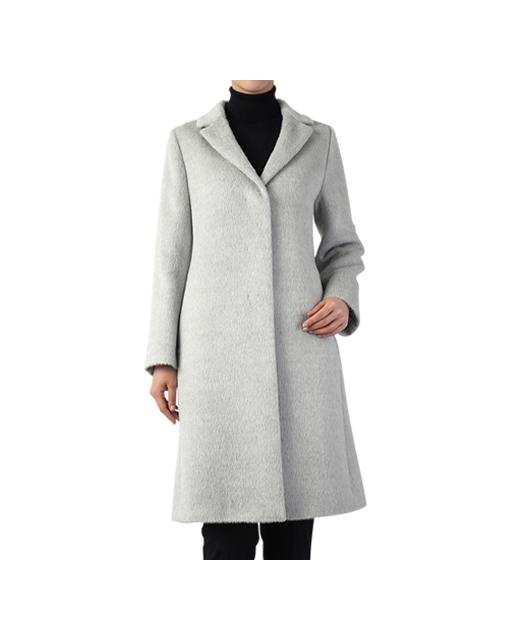 羊驼毛切斯特菲尔德大衣
