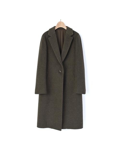 女士长款大衣